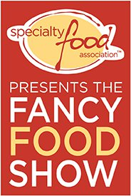 Fancy Food Show Sign